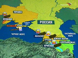 Войдет ли Абхазия в состав России?